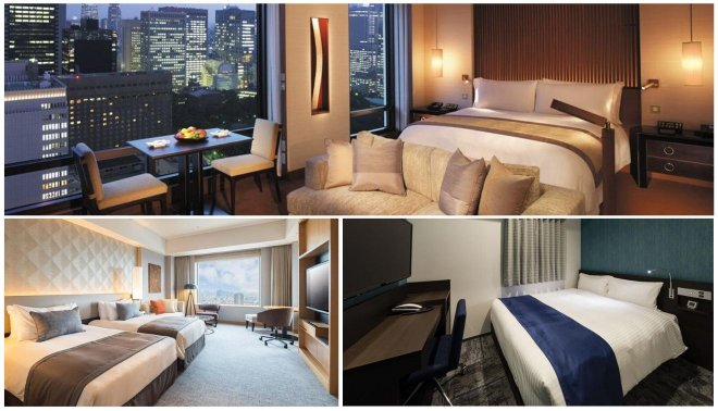 mejores hoteles en tokio