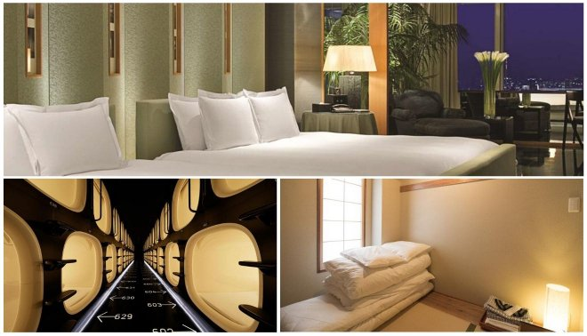 hoteles de tokio
