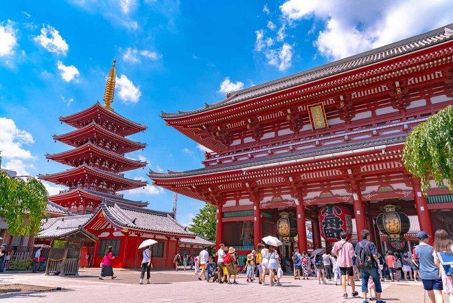 Las mejores atracciones de Tokio