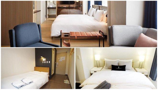 mejores hoteles en tokio japón