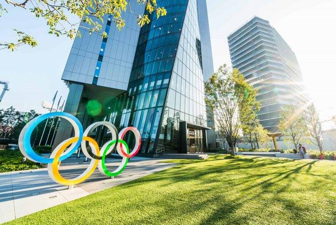 Jeux olympiques d'été 2020