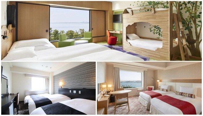 mejores hoteles cápsula en tokio