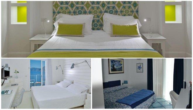 hoteles praiano