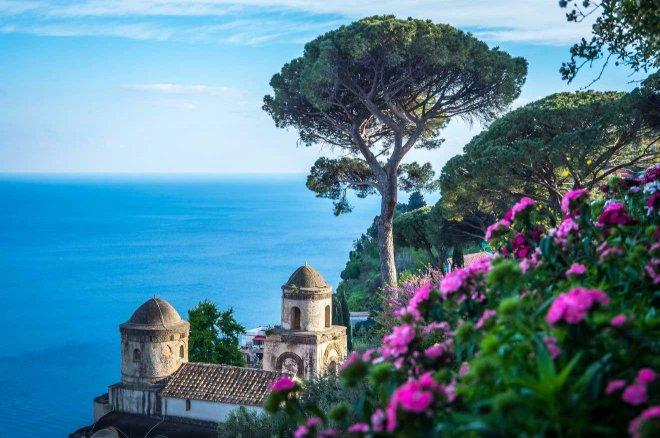 Italia costa de Amalfi