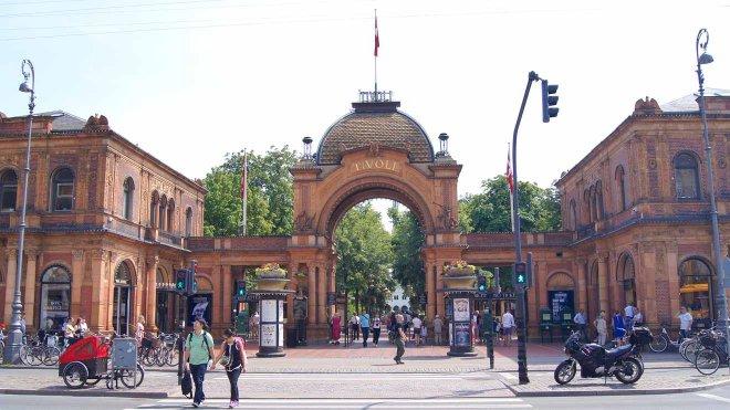 parque de atracciones tivoli gardens