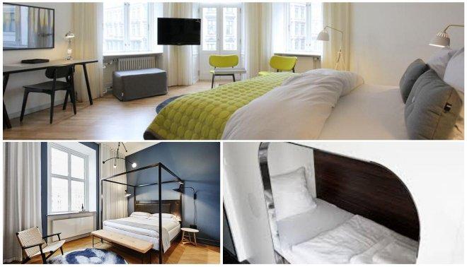 mejores hoteles en copenhague