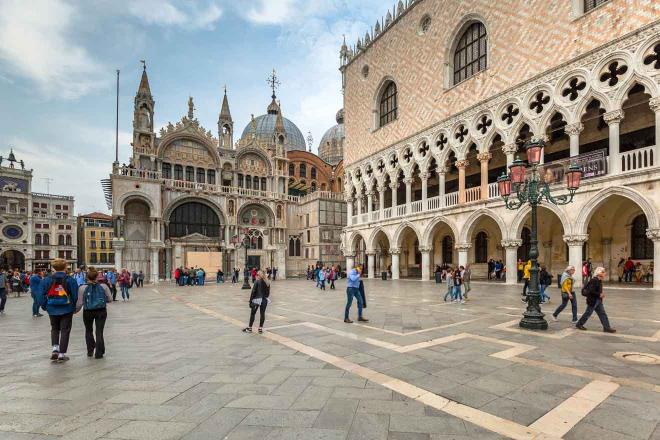 el mejor alojamiento en Venecia Italia