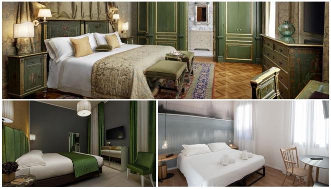 Hoteles baratos en Venecia Italia