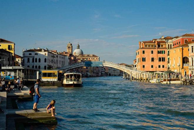 hôtels à venise italie sur le grand canal