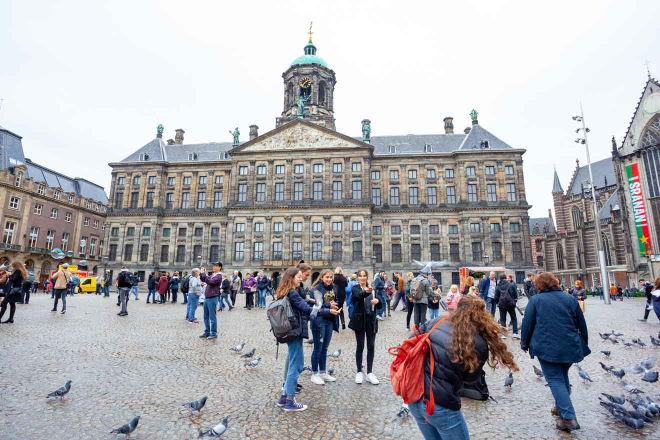 palacio real amsterdam
