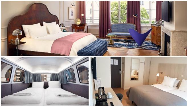 donde dormir en Amsterdam