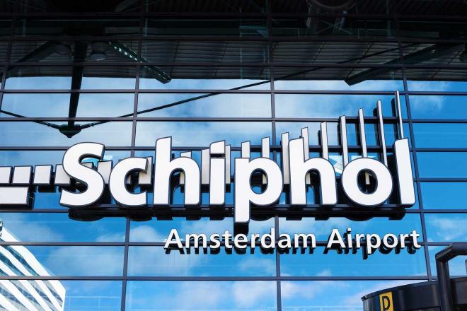 aeropuerto de schiphol amsterdam