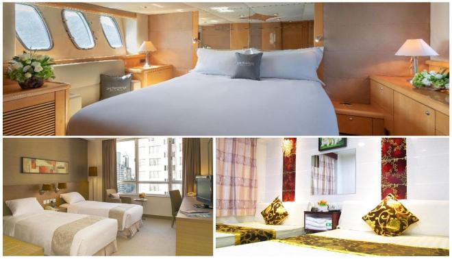 Los mejores hoteles de lujo en Hong Kong