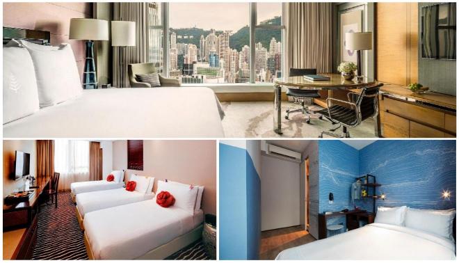hoteles cápsula en hong kong