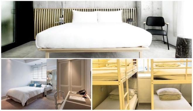 Los hoteles más baratos en Hong Kong