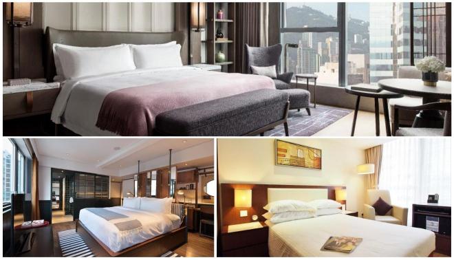 mejores hoteles en hong kong