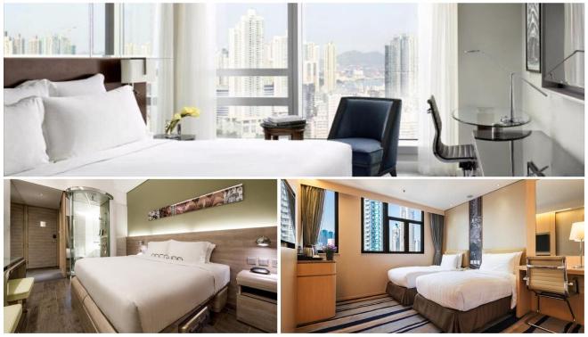 Hoteles económicos en Hong Kong