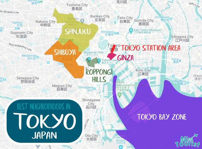 tarjeta de los Juegos Olímpicos de Tokio