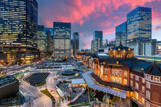 el mejor alojamiento en Tokio