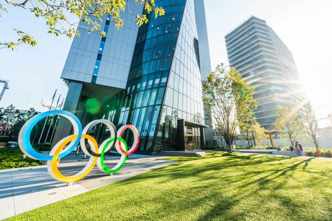 Juegos olímpicos de verano 2020