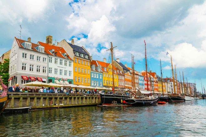 El mejor lugar para alojarse en Copenhague