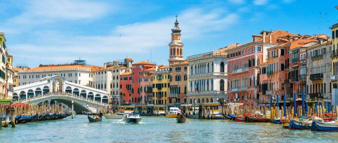 Venecia en verano