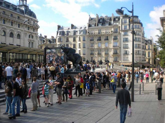 Museo de Orsay sin colas