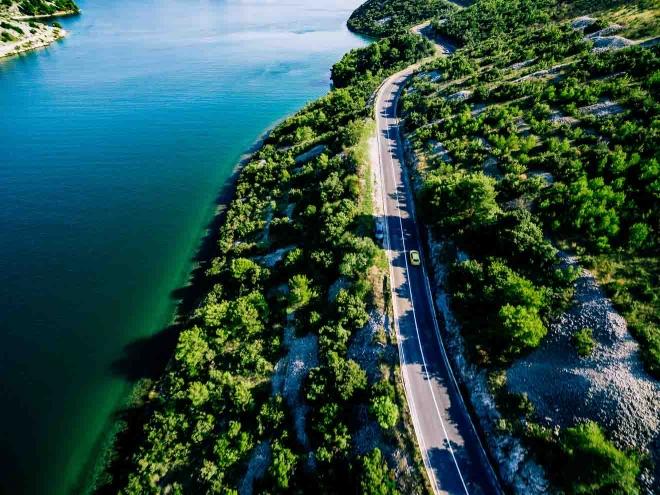 Croacia de verano