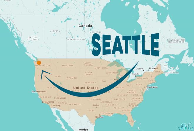 donde esta Seattle