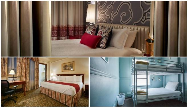 hoteles en Seattle