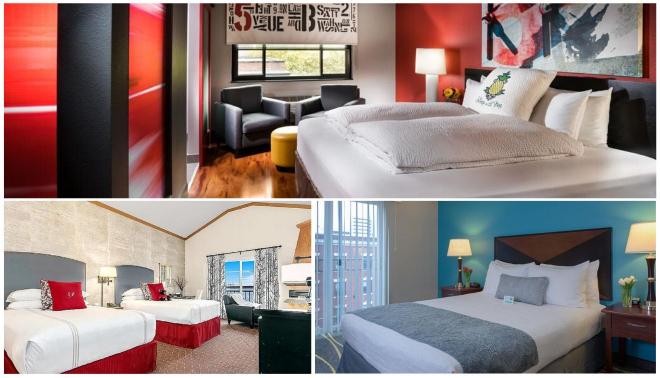 hoteles en seattle washington