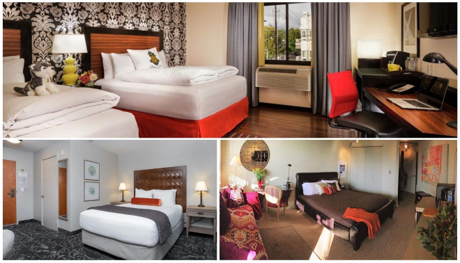 hoteles románticos seattle