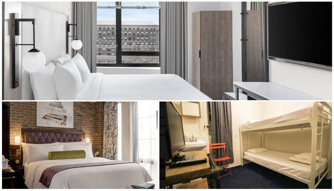 mejores hoteles asequibles en la ciudad de nueva york