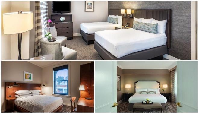 mejores hoteles en san francisco para parejas