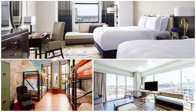 mejores hoteles en denver