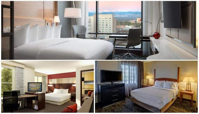 hoteles de cinco estrellas en denver