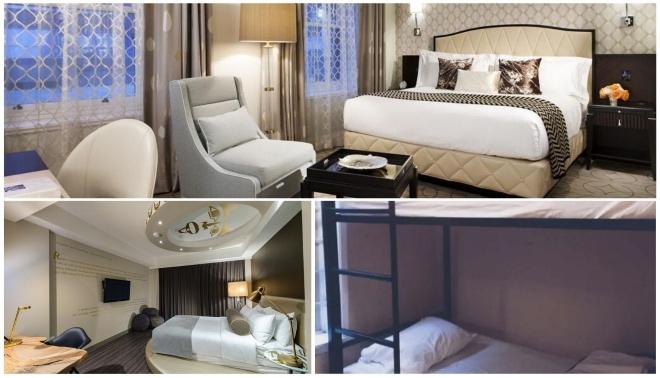 Hoteles baratos en Vancouver