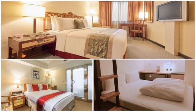 mejores hoteles en taipei