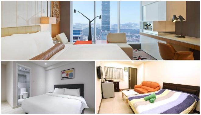 Hotel 5 estrellas en Taipei