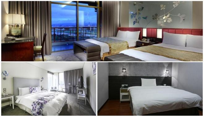 hoteles económicos en taipei