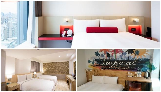 hoteles en taipei taiwan