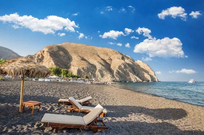 Los mejores lugares para alojarse en Santorini