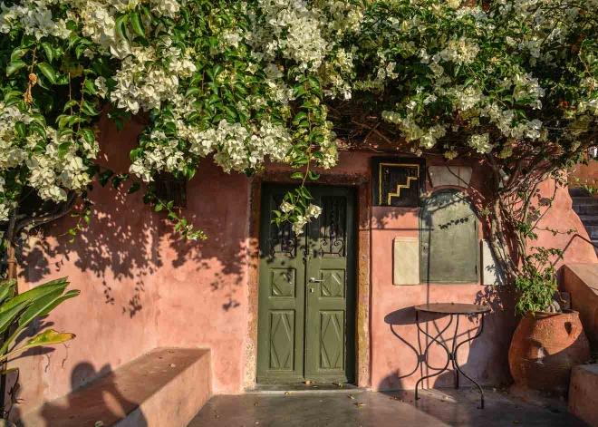 alquiler de villas en santorini