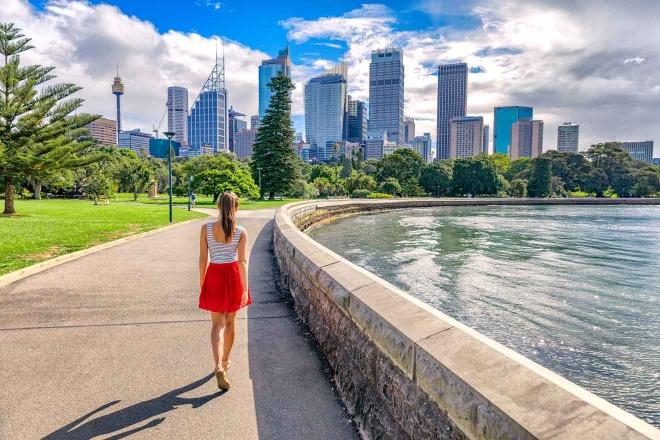 vacaciones de viaje de australia