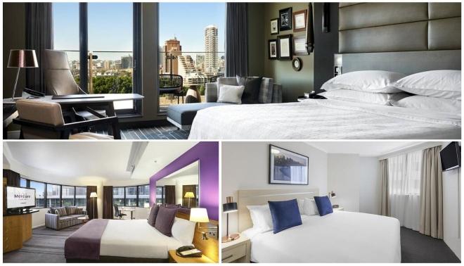 Hoteles 5 estrellas en Sydney Australia