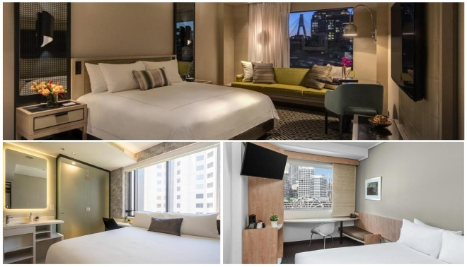 Los mejores hoteles de Sydney