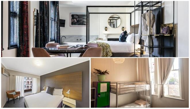 hoteles económicos en sydney