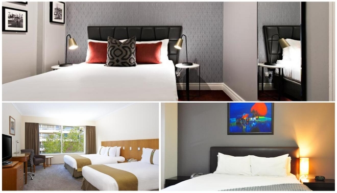 Hoteles baratos en Sydney