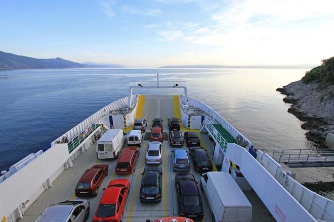 ferry ferry croacia