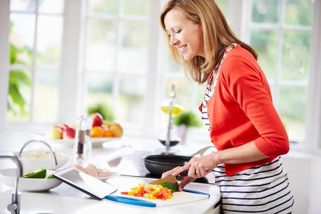 cuisine femme